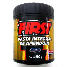 PASTA DE AMENDOIM FIRST 500G
