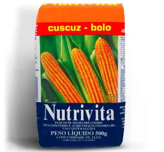FLOCOS DE MILHO NUTRIVITA 500G