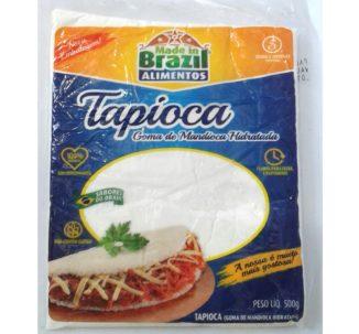 MASSA PRONTA DE TAPIOCA 500G