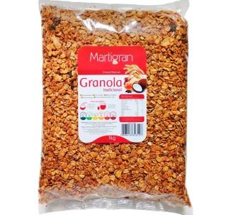 GRANOLA MARTIGRAN TRADICIONAL 1KG